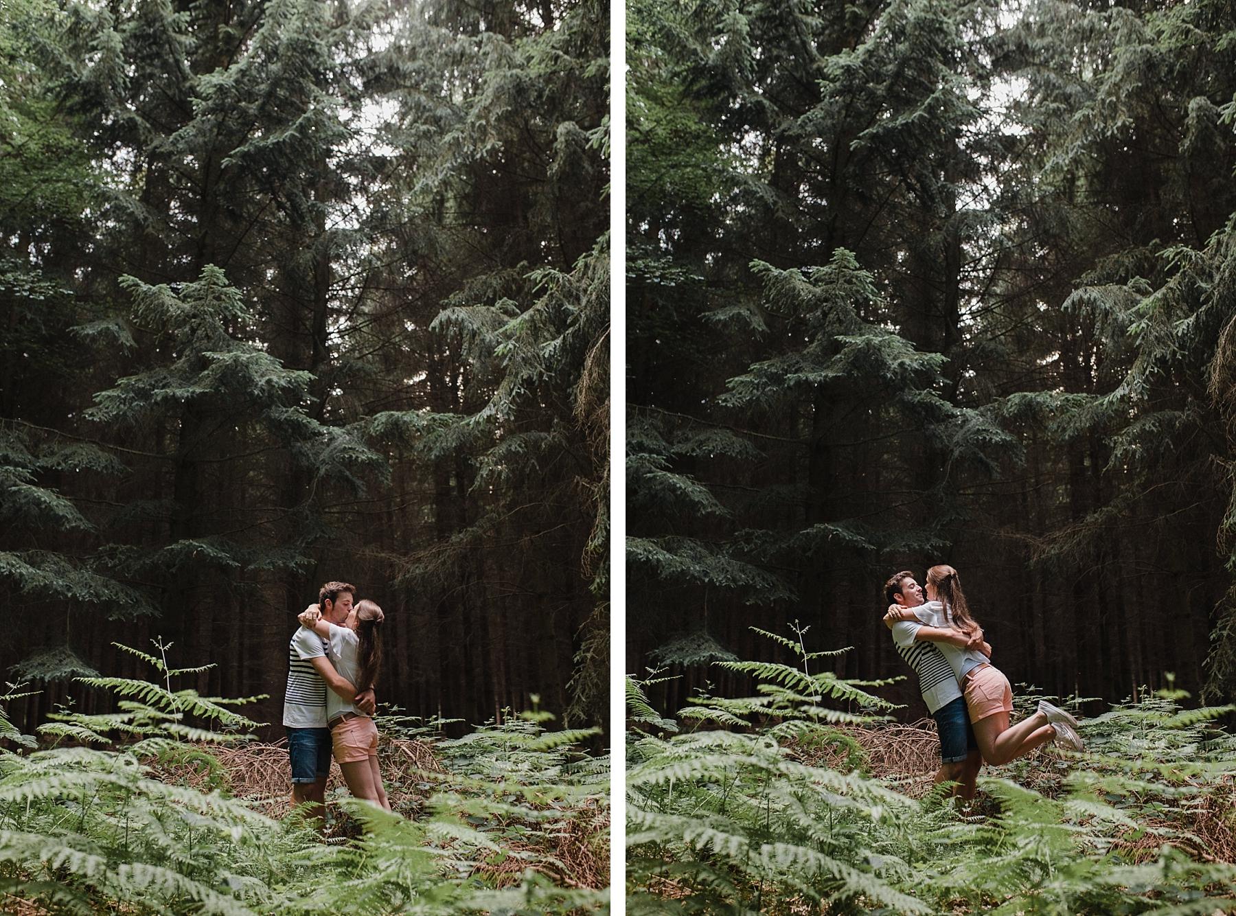 rustic couple shooting